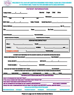 Registration form -small